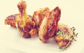 Ailes de poulet délicieuses