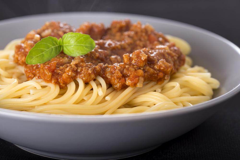 Recette de sauce à spaghetti (style Le Manoir Du Spaghetti)