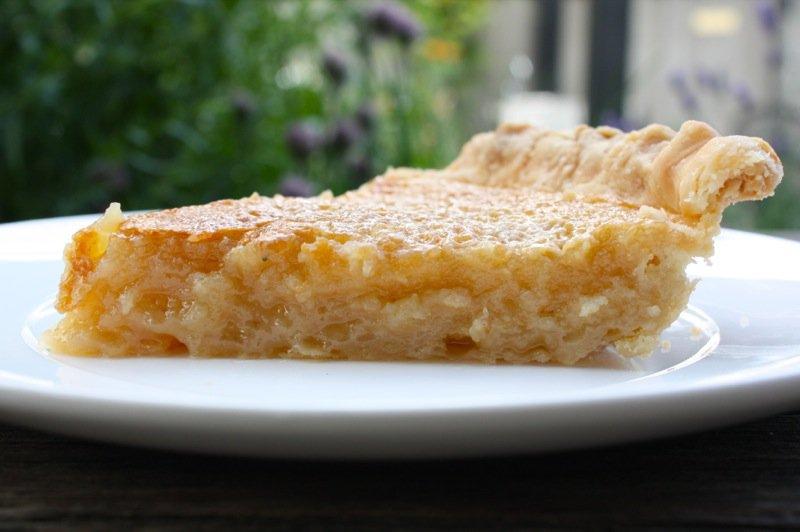 Recette facile de tarte au sirop d'érable de la cabane à sucre!