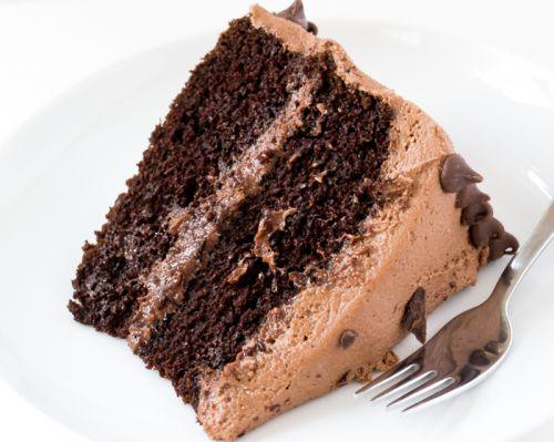 Recette facile de gâteau au chocolat!