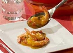 Crevettes provençales