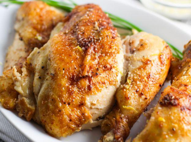 La recette facile de poulet rôti (La meilleure)