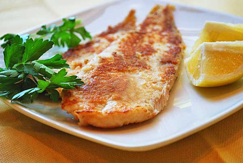 Recette facile de filets de sole frits for Sole fish recipes