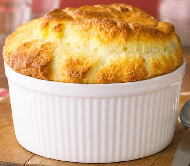 Recette facile de soufflés au fromage!