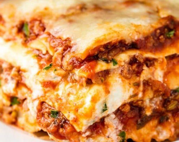 La meilleure recette de lasagne maison au monde!