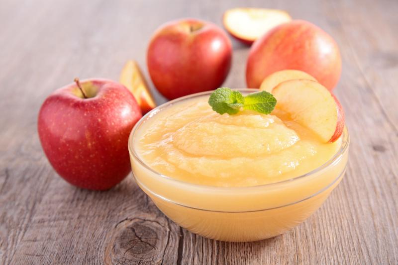 Recette facile de compote de pommes - Temps de conservation compote maison pour bebe ...