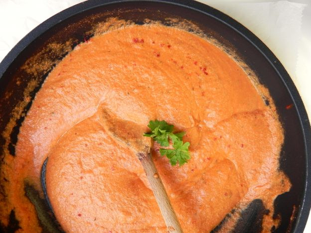 Recette facile de sauce rosée