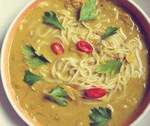 Soupe Bangkok (style Cambodiana)