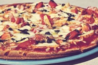 Pizza Méditérranéenne du Boston Pizza
