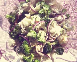 Salade de brocoli délicieuse