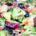 La recette facile de la salade crémeuse de pommes et brocoli