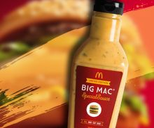 La vrai sauce à Big Mac