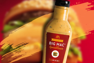 Recette originale de sauce à Big Mac