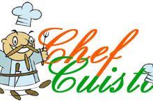 Le Chef Cuisto fait peau neuve!