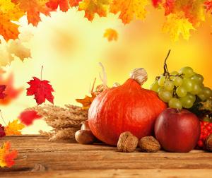 Recettes d'automne