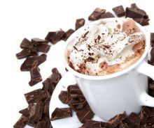 Chocolat chaud super bon