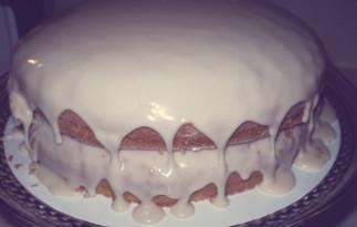 Éviter que le glaçage de notre gâteau coule