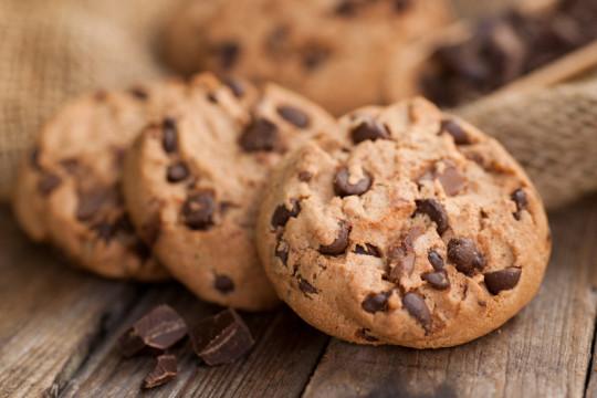 Recette des meilleures biscuits aux bisures de chocolat