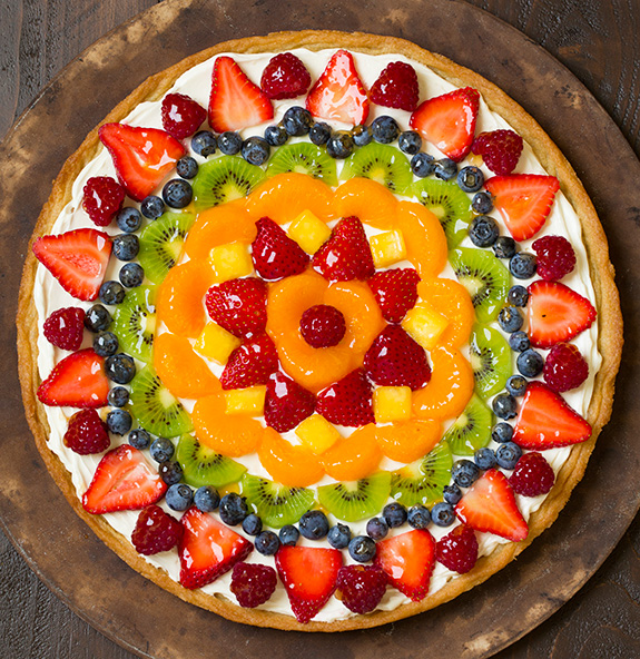Recette Cake Au Fruits Frais