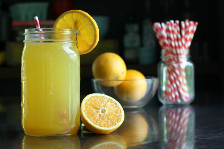 Exceptionnel Recette secrète de boisson énergisante maison (style Gatorade) DF93