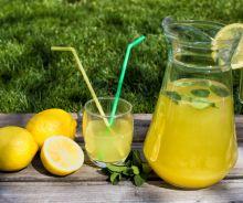 Limonade toute fraîche