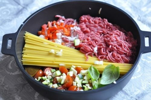 one-pot-pasta-viande-hachee