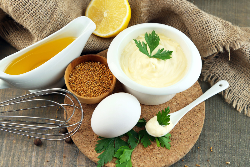 la recette facile de la mayonnaise maison en 1 minute