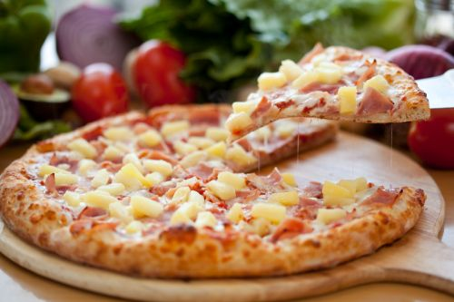 pizza-hawaienne