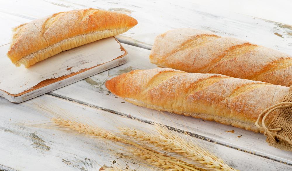 La recette facile de pain baguette maison sans machine à pain!