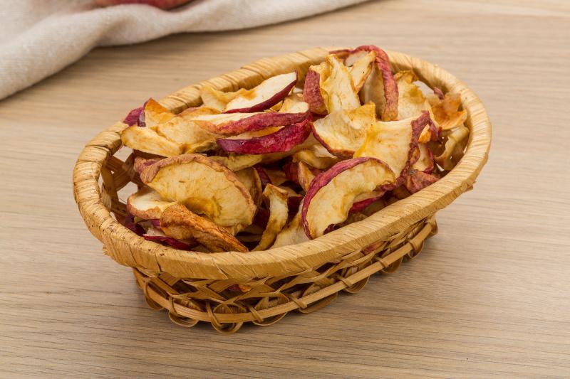 recette facile et originale de chips aux pommes. Black Bedroom Furniture Sets. Home Design Ideas