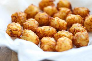 Croquettes de patates frites (Tater Tots)