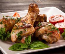 Pilons de poulet barbecue