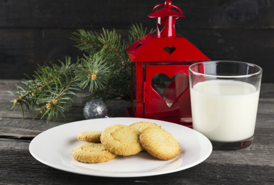 Recette de biscuits du Père-Noël