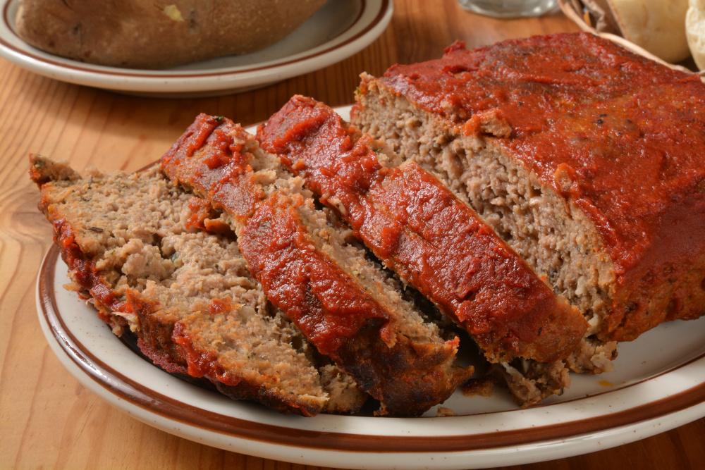 Recette de pain de viande la mijoteuse simple et rapide - Recette sauce pour viande rouge grillee ...