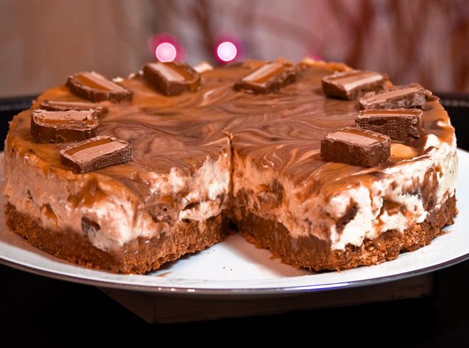 Recette Cake Avec Barre De Chocolat