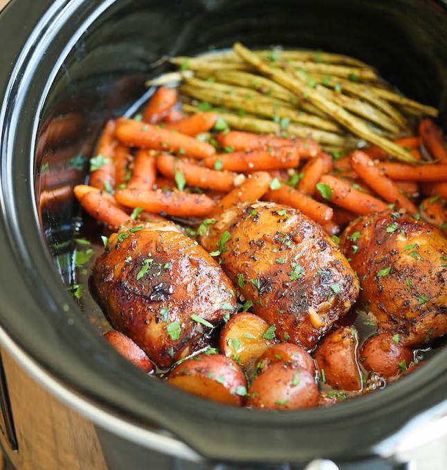 Comment cuisiner a la mijoteuse - Comment cuisiner des cuisses de poulet ...