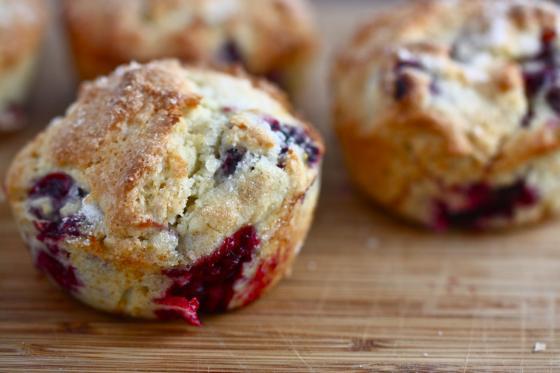 Recette secrète de muffins explosion de fruits Tim Hortons