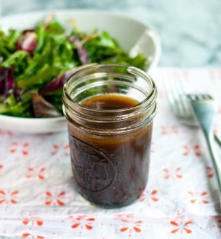 Recette facile de vinaigrette balsamique
