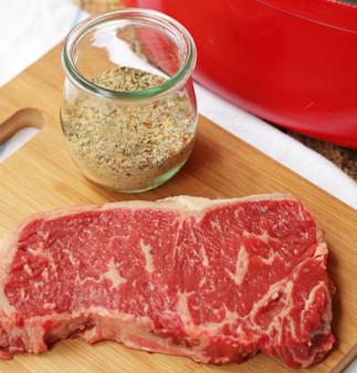 Recette facile épices à steak de Montréal