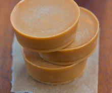 Fudge santé au beurre d'amande