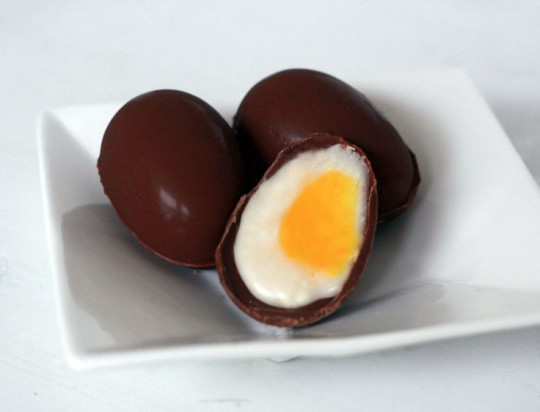 Recette maison d'oeuf Cadburry