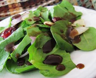 Recette facile vinaigrette balsamique à l'érable