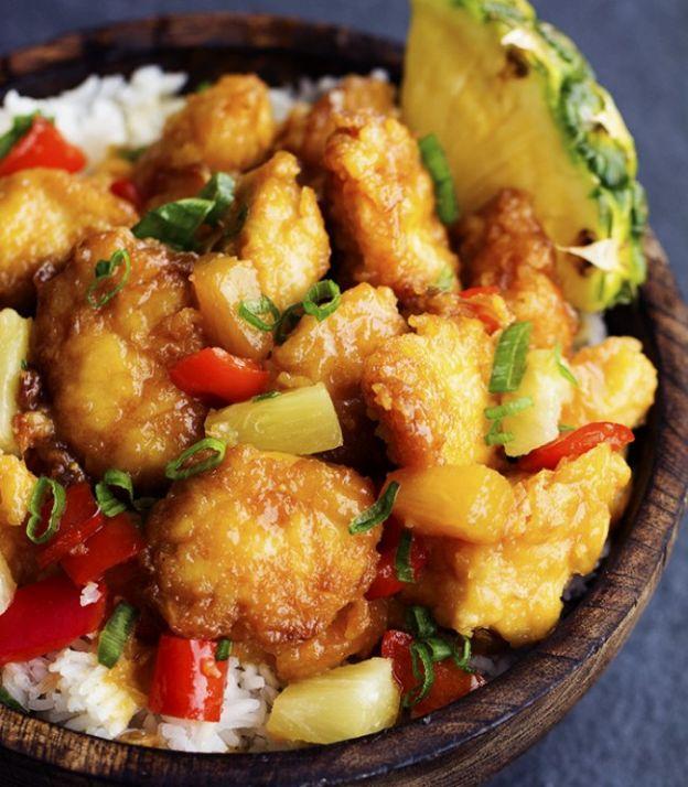 Recette facile de poulet hawaïen!