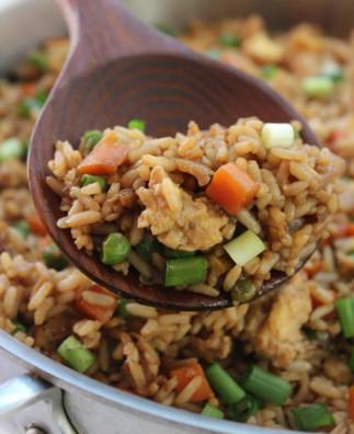 La recette de riz frit la plus facile à faire