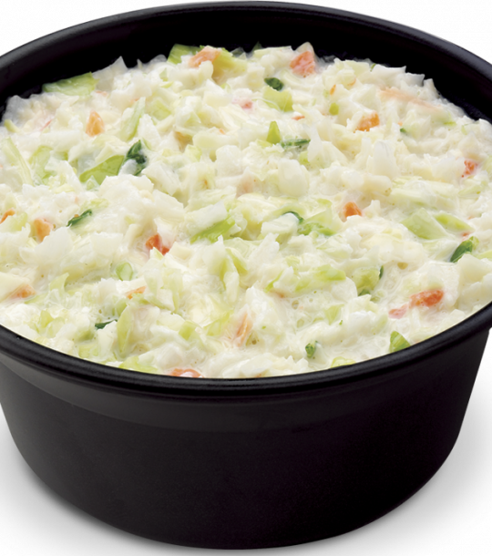 Recette secrète de salade de chou comme au PFK
