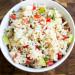 Recette santé de salade de riz brun et de pommes!