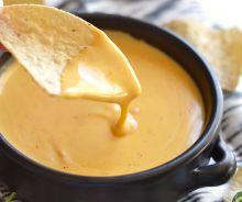 Sauce au fromage (pour les nachos)