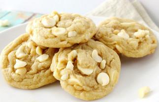 Recette secrète des biscuits au chocolat blanc et noix de macadames (style Subway)