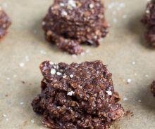 Bouchées de quinoa au chocolat (sans cuisson)