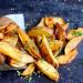 Recette délicieuse de frites de «Food Truck»!